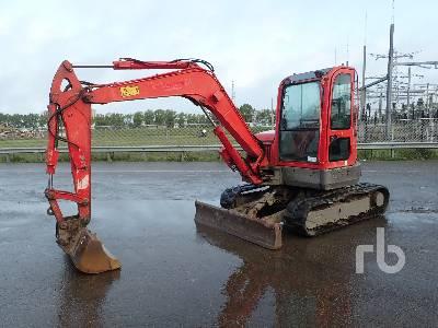 2006 VOLVO ECR58 Midi Excavator (5 - 9.9 Tons)
