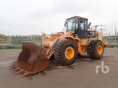 2012 HYUNDAI HL770-7A Wheel Loader