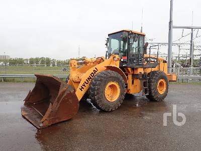 2011 HYUNDAI HL760-7A Wheel Loader