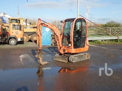 2012 JCB 8018 Mini Excavator (1 - 4.9 Tons)