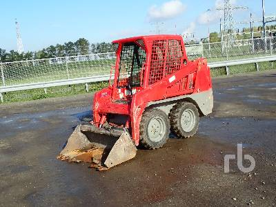 2008 BOBCAT S100 Skid Steer Loader