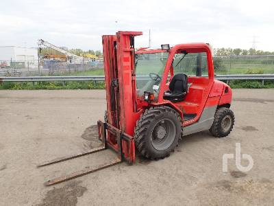 2004 MANITOU MH25-4T BUGGIE Rough Terrain Forklift