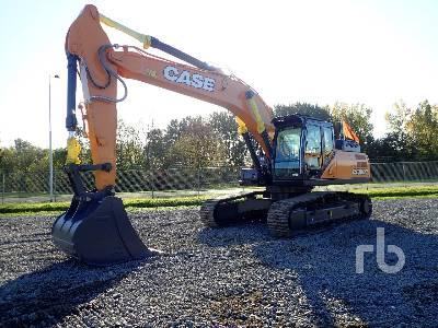 Unused 2018 CASE CX300C Hydraulic Excavator