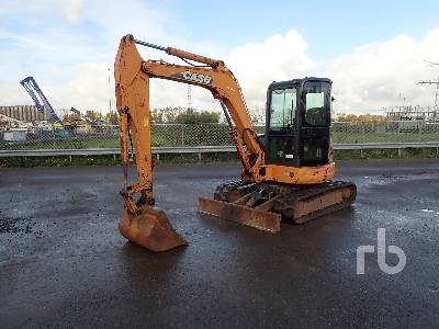2005 CASE CX50B Mini Excavator (1 - 4.9 Tons)