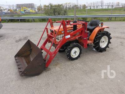 KUBOTA B1400DT 2WD Agricultural Tractor 2WD Tractor