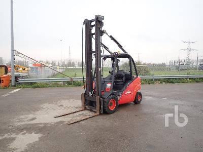 2004 LINDE H30T Forklift