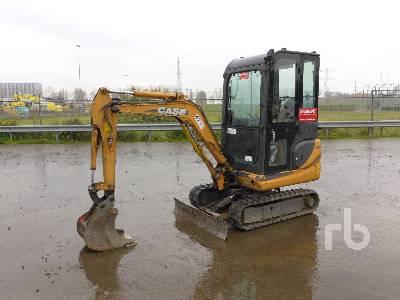 2007 CASE CX18BC Mini Excavator (1 - 4.9 Tons)