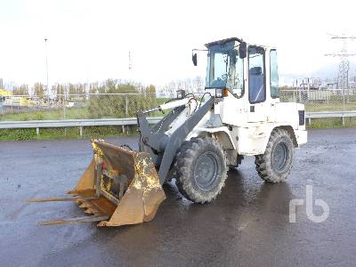 1996 ZETTELMEYER ZL602-B Wheel Loader