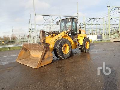 2007 NEW HOLLAND W190B Wheel Loader