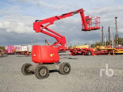 2011 HAULOTTE HA16SPX 4x4 Articulated Boom Lift
