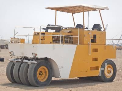 HAMM GRW15 8 Wheel Pneumatic Roller