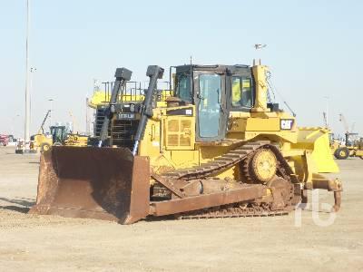 2012 CATERPILLAR D6R Crawler Tractor