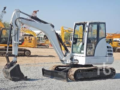 TEREX GMBH TC48/51 Hydraulic Excavator