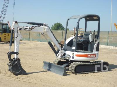 2007 BOBCAT 425G Mini Excavator (1 - 4.9 Tons)