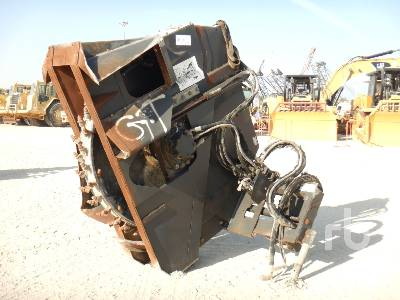 2013 BOBCAT WS24 Hydraulic Rock Wheel Saw Skid Steer Attachment - Other