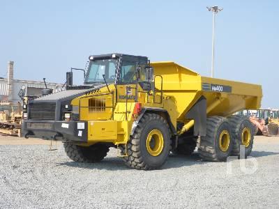 KOMATSU HM400-2R 6x6 Articulated Dump Truck