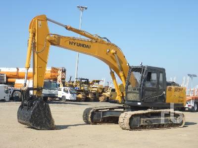 HYUNDAI ROBEX 220LC-7 Hydraulic Excavator