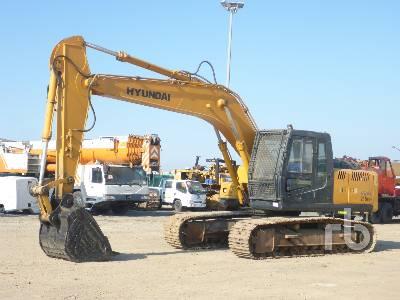HYUNDAI ROBEX 215LC-7 Hydraulic Excavator