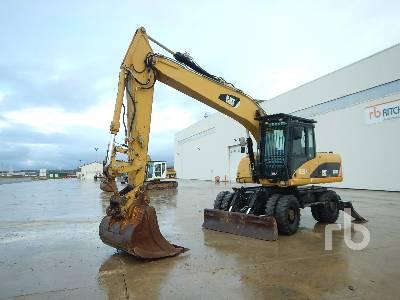 2007 CATERPILLAR M318D Mobile Excavator