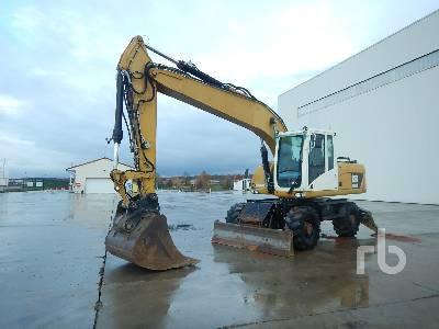 2012 CATERPILLAR M318D Mobile Excavator