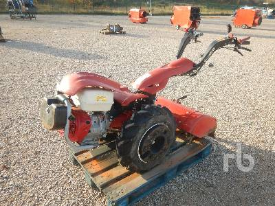 340 Rotary Landscape Cultivator