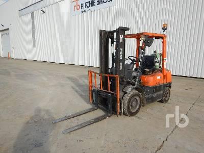 1999 TCM FG25N5T Forklift