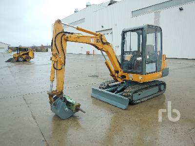 2005 JCB 803 Mini Excavator (1 - 4.9 Tons)