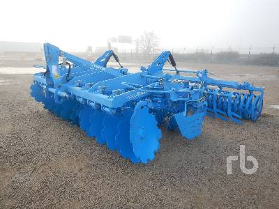 Unused 2017 LEMKEN RUBIN 12U400 4 m Disc Harrow