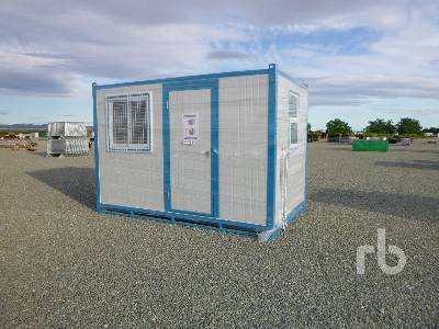 UNUSED SUIHE Skid Mounted Multipurpose Building Mobile Structure