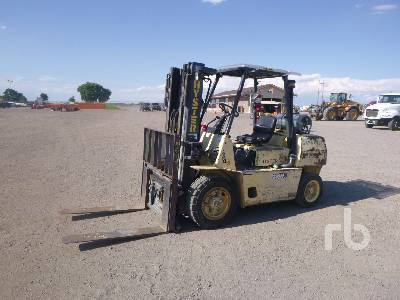 1995 HYSTER H80XL 7550 Lb Forklift Parts/Stationary