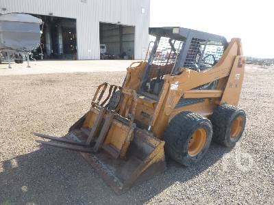 Case 85XT Skid Steer Loader Specs & Dimensions :: RitchieSpecs