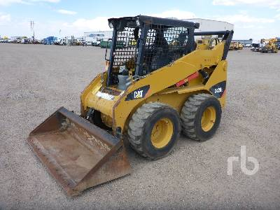 Caterpillar 242B Skid Steer Loader Specs & Dimensions :: RitchieSpecs