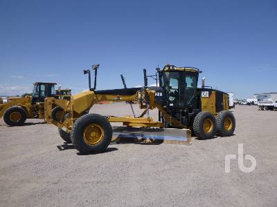 New and used motor graders for sale | Ritchie Bros