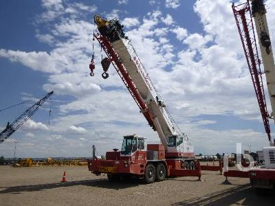 New and used cranes for sale | Ritchie Bros