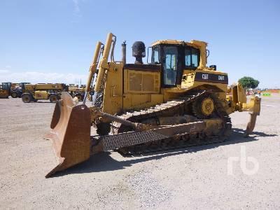 Caterpillar D11T Crawler Tractor Specs & Dimensions :: RitchieSpecs
