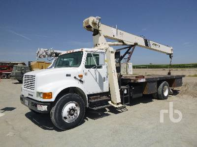 Boom Trucks For Sale | TruckPlanet