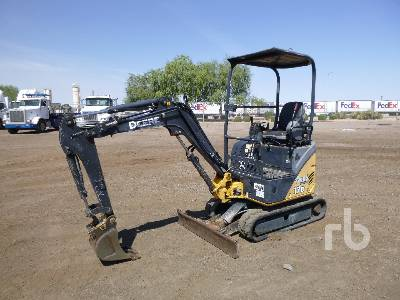 John Deere 35G Mini Excavator Specs & Dimensions :: RitchieSpecs