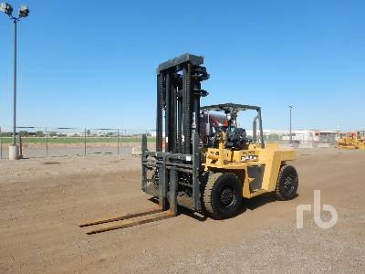 Caterpillar C5000 Forklift Specs & Dimensions :: RitchieSpecs