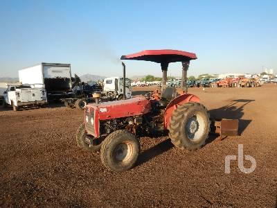 Massey Ferguson 4610M Utility Tractor Specs & Dimensions
