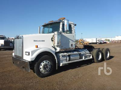 Western Star 4900 EX (2005) Cab and Chassis Specs