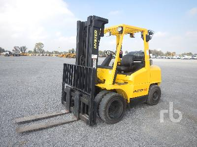 Hyster H190HD2 Forklift Specs & Dimensions :: RitchieSpecs
