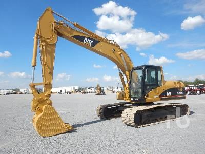Caterpillar 320C S Hydraulic Excavator Specs & Dimensions