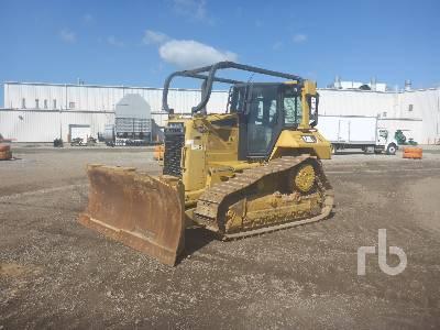 Caterpillar D6N XL Crawler Tractor Specs & Dimensions