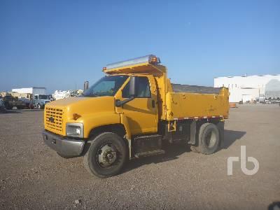 Chevrolet C7500 Dump Trucks for Sale | CEG