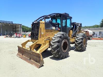 Caterpillar 518 Cable Skidder Specs & Dimensions :: RitchieSpecs