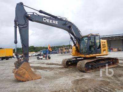 John Deere Excavators For Sale   IronPlanet