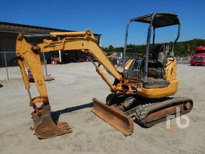 John Deere 35 ZTS Mini Excavator Specs & Dimensions