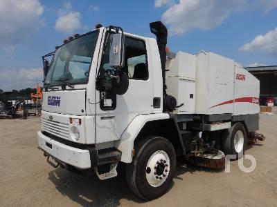 Sweeper Trucks For Sale | IronPlanet
