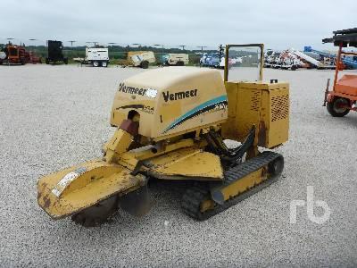 Vermeer Chipping & Mulching Equipment For Sale | IronPlanet