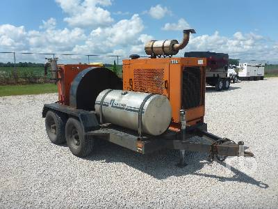 NLB 20K T/A Portable Hydroblaster 12000 PSI Pump | Ritchie